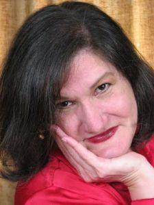Nina Mason, author copy