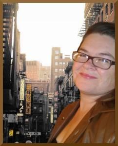 Jen Ponce author