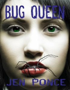 The Bug Queen Cover