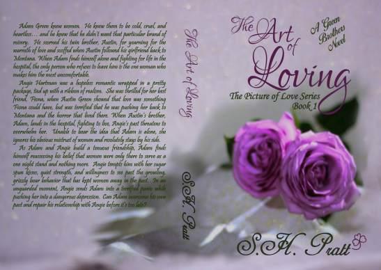 Full cover Art of Loving