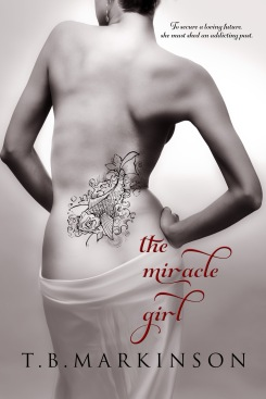 TheMiracleGirl cover