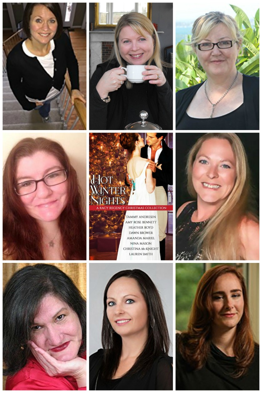 Author Collage
